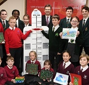 Painsley Catholic Academy on Target for Mary's Meals