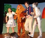 BWH Production of The Wizard of Oz Impresses